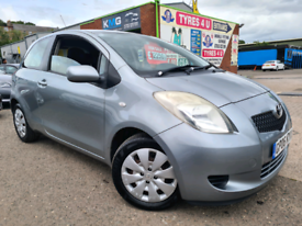 **ONLY 45,000 MILES** TOYOTA YARIS T3 SPEC (2006) 06 PLATE HPI CLEAR!