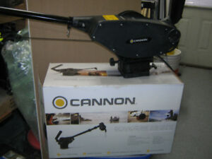 2  Electric Cannon Downriggers For Sale