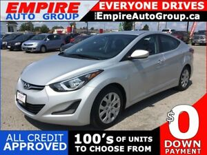 2016 HYUNDAI ELANTRA SE * BLUETOOTH * POWER GROUP