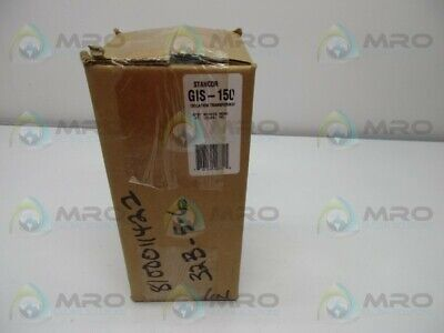 Stancor Gis-150 Isolation Transformer New In Box