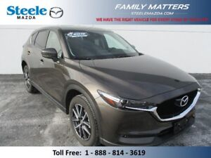 2018 MAZDA CX-5 GT (INCLUDES NO CHARGE WARRANTY)