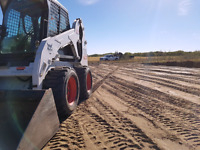 Bobcat Services - Landscaping - Topsoil & much more