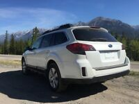 **2012** Subaru Outback 2.5i Touring W/ EXTENDED WARRANTY