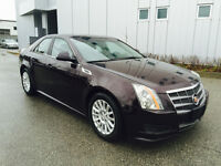 2010 CADILLAC CTS AUTOMATIC LEATHER SUNROOF 99KM