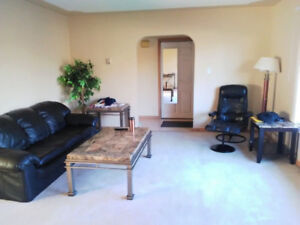 FULLY FURNISHED SUITE DOWNTOWN - Utilities included