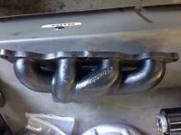Greddy turbo manifold Honda k Motor Civic rsx