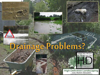 Do you have drainage issues?