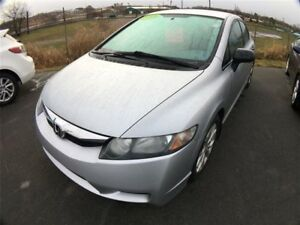 2011 Honda Civic Sdn DX-G