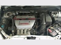 HONDA CIVIC TYPE R 1998 CC PETROL 01-05 ENGINE AND GEARBOX COMPLETE K20A2 86K MILES
