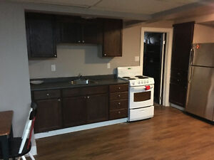 2 Bedroom Basement Suite - Utilities Included