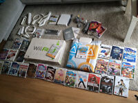 Nintendo Wii Bundle!!