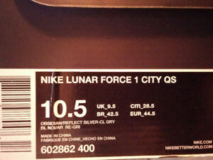 Nike Lunar Force 1 City QS