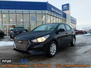 2018 Hyundai Accent GL  GL-Rearview Camera-Heated Seats-Android