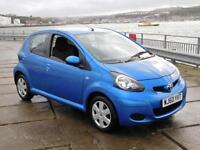 Toyota AYGO 1.0 VVT-i 2010MY AYGO Blue