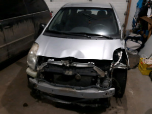2007 Toyota Yaris parts car For Sale
