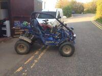 Kinroad Sahara 150cc buggy