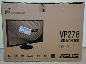 """Asus 27"""" Full HD Gaming Monitor (Perfect Condition)"""