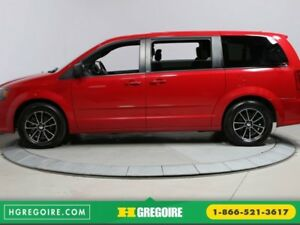 2014 Dodge GR Caravan SXT A/C TV/DVD BLUETOOTH MAGS