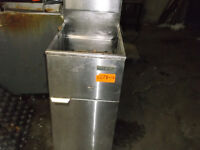 Flood Model Fryer - Propane,  #1078-14CS