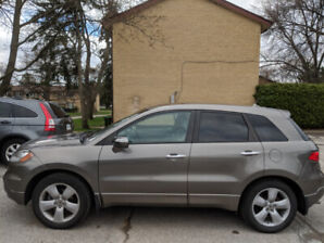 2008 Acura RDX - Low kms