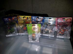 Monster Hunter amiibo set