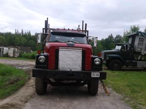 1974 log truck - new price