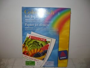 Avery Ink Jet Paper
