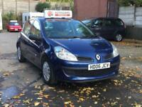 Renault Clio Expression dCi 2006 5dr Diesel Manual Super Economical £30PA Tax