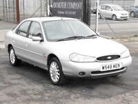 Ford Mondeo 2.5 V6, 200, Saloon, Ghia X, Leather Seats, 1 Years Mot,