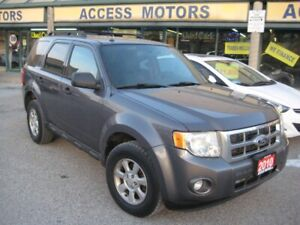 2010 Ford Escape, Very Clean, Lesather, Fully loaded