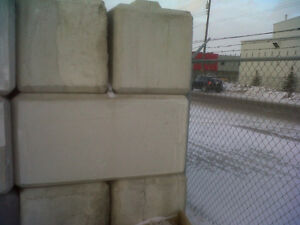 NEW CONCRETE RETAINING WALL BLOCKS Edmonton Edmonton Area image 1
