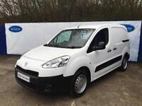 2012 Peugeot Partner 1.6HDi ( 92 ) 850 S L1 Diesel Van