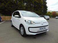 Volkswagen up! 1.0 Very Low Mileage 11,325 Mls BlueMotion Tech 2014 Glasgow