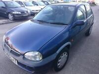Vauxhall Corsa 1.0i 12v GLS 3 DOOR - 1999 V-REG - VERY SHORT MOT