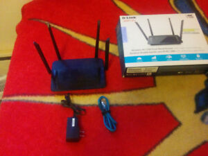 dual channel dlink router