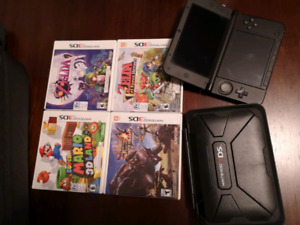 3ds XL like new with 4 great games