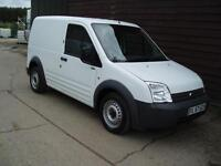2008 FORD TRANSIT CONNECT 1.8TDCi T200 SWB 61,000 MILES F/S/HISTORY NO VAT