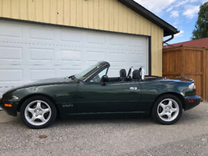 97 Miata, Supercharged, Fast, Fun, Reliable  - Great Condition!
