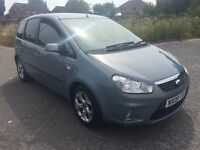 """FORD CMAX ZETEC 1,5 TD 109 """"""""ELECTRIC WINDOWS"""""""" 09 PLATE TINTED GLASS/ALLOYS"""