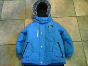 4t boys snowsuit