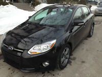 Transfert de bail de location - 2014 Ford Focus SE Hatchback