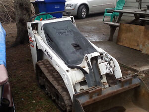 2013 BOBCAT MT 55 WITH ATTACHEMENTS!!! HARD TO FIND!!