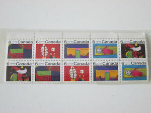 MINT Christmas 1970 postage STAMPS Timbres de poste Noel 1970