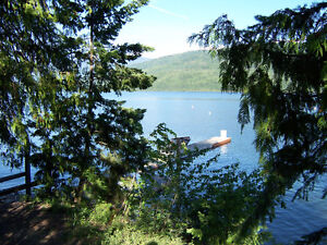 LAST MINUTE FOR LONG WEEKEND - N. SHUSWAP