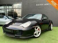 2003 T PORSCHE 911 3.6 TURBO TIPTRONIC S 2D 415 BHP