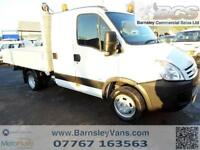 2008 58 IVECO DAILY 35C15 3.0 DROPSIDE PICKUP AIR COMPRESSOR