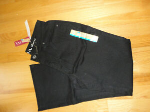 Women's Merona black denim jeans pants Size 6S New with tags London Ontario image 1