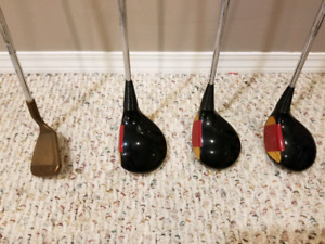 PING Collector's Clubs - Driver, 3W, 5W, SW (LH)