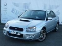 2004 SUBARU IMPREZA WRX TURBO 10 SERVICE STAMPS LAST AT 80K WITH TIMING BELT AND