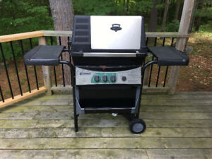 Outdoor Propane Barbecue